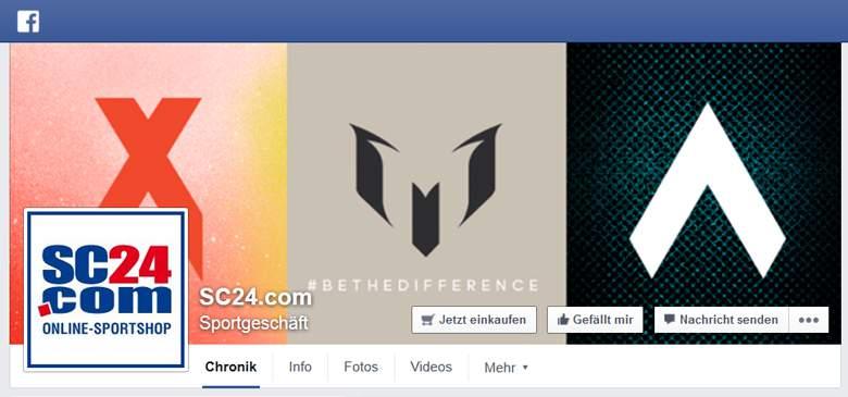 SC24 bei Facebook
