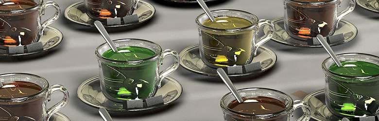Tee bei Shuyao