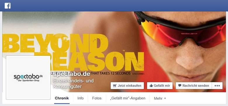 Spectabo bei Facebook