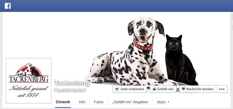 Tackenberg bei Facebook