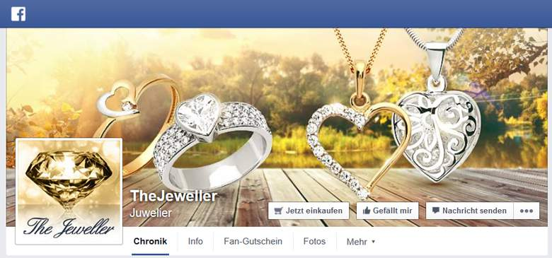 The Jeweller bei Facebook