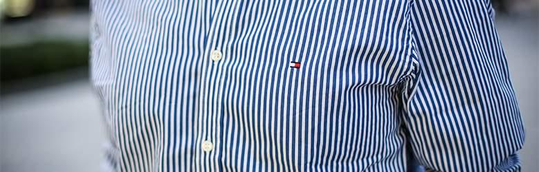 Hemd bei Tommy Hilfiger