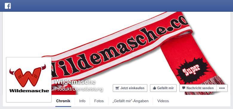 Wildemasche bei Facebook