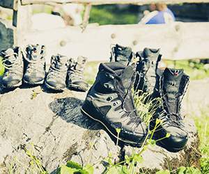 Schuhe bei Wildnissport