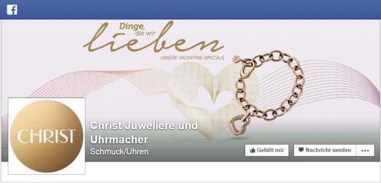 Facebook von Christ